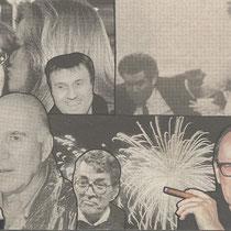 artblow - GEORG HIEBER: Wochenansichtskarten 1995 - KW 52