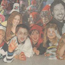 artblow - GEORG HIEBER: Wochenansichtskarten 1995 - KW 9