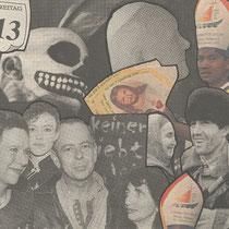 artblow - GEORG HIEBER: Wochenansichtskarten 1995 - KW 2