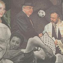 artblow - GEORG HIEBER: Wochenansichtskarten 1995 - KW 23