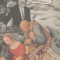 artblow - GEORG HIEBER: Wochenansichtskarten 1995 - KW 51