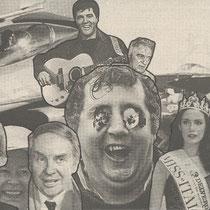 artblow - GEORG HIEBER: Wochenansichtskarten 1995 - KW 35