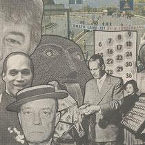 artblow - GEORG HIEBER: Wochenansichtskarten 1995 - KW 40