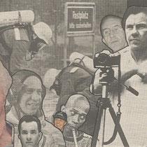artblow - GEORG HIEBER: Wochenansichtskarten 1995 - KW 42