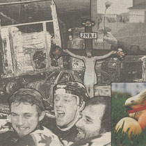 artblow - GEORG HIEBER: Wochenansichtskarten 1995 - KW 15