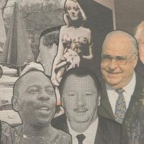 artblow - GEORG HIEBER: Wochenansichtskarten 1995 - KW 45