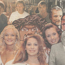 artblow - GEORG HIEBER: Wochenansichtskarten 1995 - KW 36