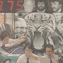 artblow - GEORG HIEBER: Wochenansichtskarten 1995 - KW 10