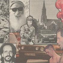 artblow - GEORG HIEBER: Wochenansichtskarten 1995 - KW 21