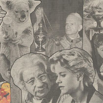 artblow - GEORG HIEBER: Wochenansichtskarten 1995 - KW 14
