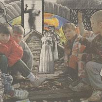 artblow - GEORG HIEBER: Wochenansichtskarten 1995 - KW 8