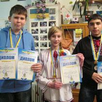 Команда міста Коростишева