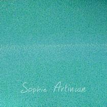 Reflets d'été. Huile sur toile en lin. Format 80x80 cm. Décembre 2016.