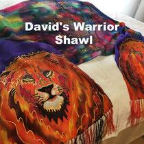 Warrior Shawl
