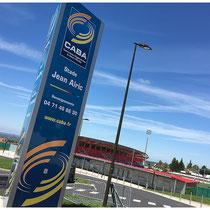 TOTEM CABA - Stade Jean Alric