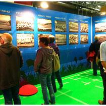 2013 - STAND CABA au PRISME (thème : rénovation stade Jean Alric)