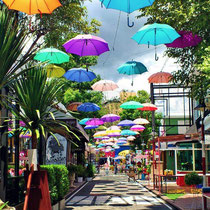Getting lost in Chiang Mai, Thailand   via @just1wayticket
