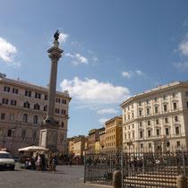 Basilica di Santa Maria Maggiore前広場