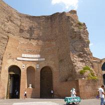 Basilica di Santa Maria degli Angeli(サンタマリアデッリアンジェリ教会)