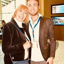 Avec Carole CHABRIER