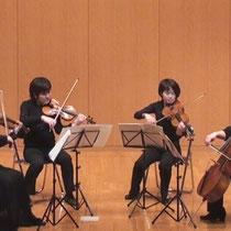ハイドン:弦楽四重奏曲 ハ長調 Op.76, No.3 (Hpb.III: 77) より 第1楽章