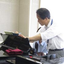 山田昌宏先生(ピアノ)