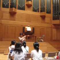 松居直美先生の体験授業