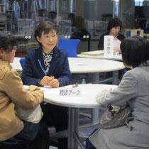 器楽コース:山本真理子先生(打楽器)