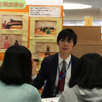 北川森央先生(器楽コース・フルート)