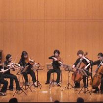 ドヴォルザーク:弦楽六重奏曲 イ長調 Op.48