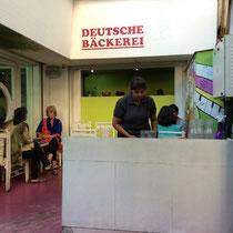 Panadería alemana!