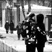 """Елена Тарзиманова (tey51), Россия, Москва  """"На углу у Патриарших"""""""