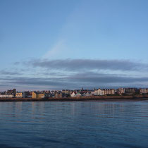 Elie, in the East Neuk of Fife: this small town plays a significant part in MINTY.