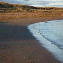 Minty's beach.