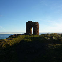 Lady's Tower at Ruby Bay, Elie.