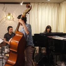 2014.9.20 市川いづみ Piano Trio
