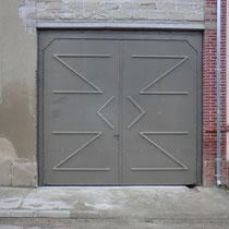 porte double vantaux