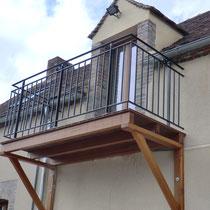 garde corps de balcon