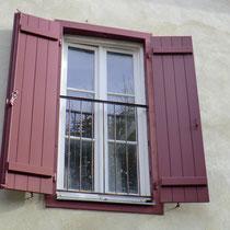 garde corps pour porte fenêtre