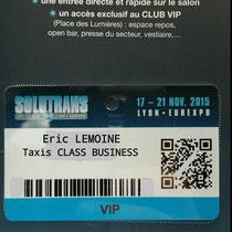 Invité VIP EUREXPO