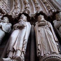 Säulenheilige, Notre Dame de Paris