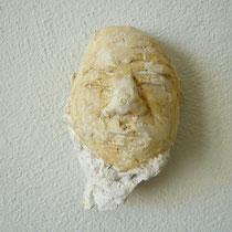 Michael Knogler, Gipsguss (Unikat), ca. 10x6cm, 120.-€