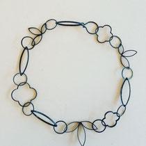 Halskette, Jutta Koch-Francisco, goldrichtig, Preis auf Anfrage