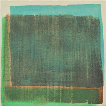 Monika Reinhart, 2020, o.T. Acryl auf Leinwand, 30 x 30 x 4 cm, Preis: 340 €