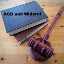 AGB und Wideruf