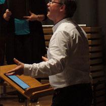 Chorleitung - leidenschaftlich, kompetent