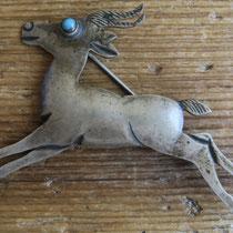"""1723 Navajo Pin Marked UITA22 c.1950-60 1.75x2.5"""" $250"""