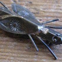 """3319 navajo fly pin c.1960 1"""" $65"""