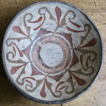 "4632 Zuni Bowl c.1920 2.5x6.5"" $550"