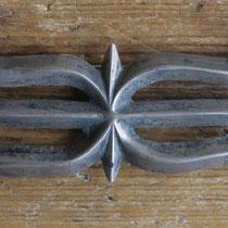 "5149 Navajo Sandcast bar pin c.1930 1.75x3.25"" $450"